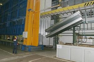 Технология горячего цинкования металла